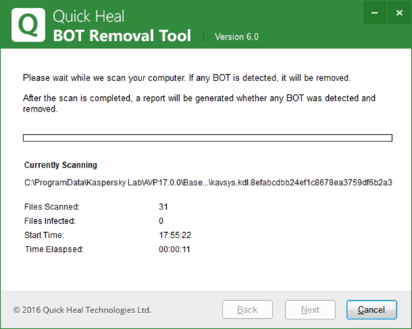 Download Quick Heal Removal Tool