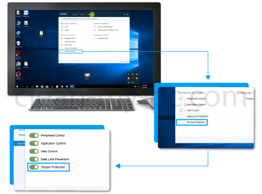 How to Disable Sophos Antivirus Temporarily