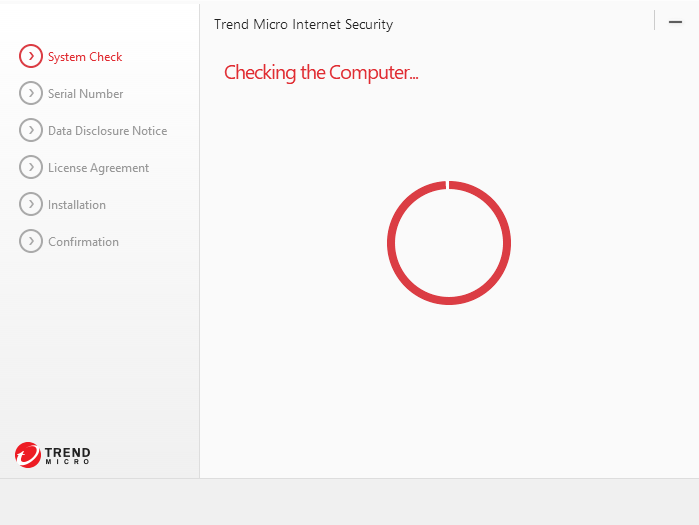 Install Trend Micro Internet Security