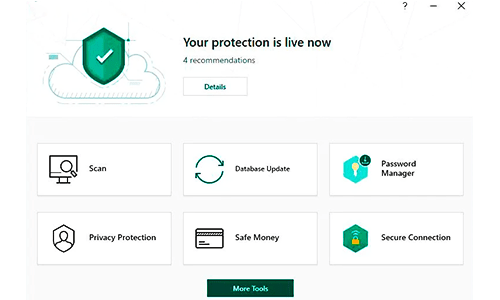 Kaspersky Antivirus for Linux Download