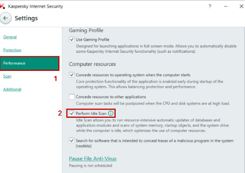 Online Antivirus Scan With Kaspersky