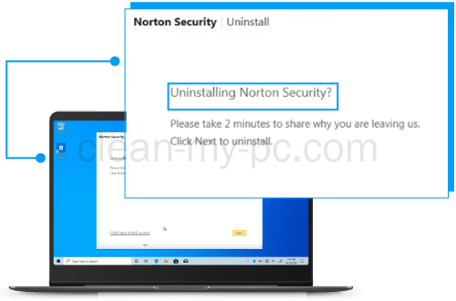 uninstall Norton security ultra